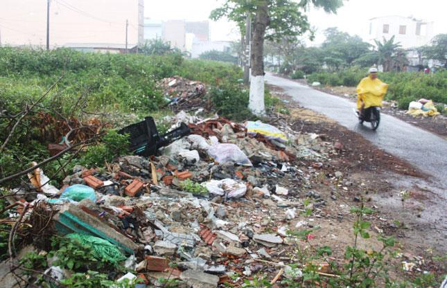 Thực trạng ô nhiễm môi trường đất ở Việt Nam