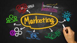 Điểm chuẩn ngành marketing những năm gần đây