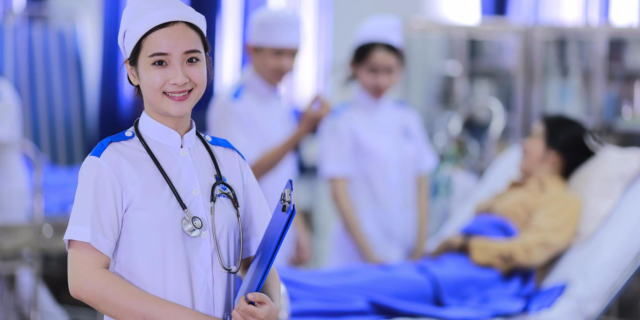 Ngành điều dưỡng học khối gì?