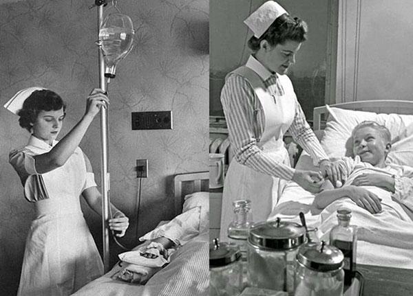 Lịch sử hình thành ngành điều dưỡng tại Việt Nam